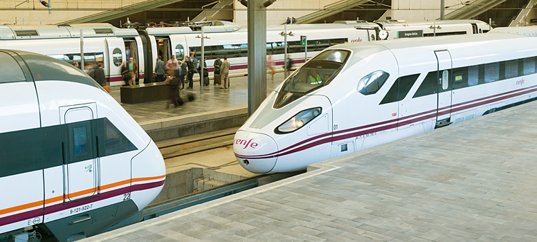 The OARIS high speed train